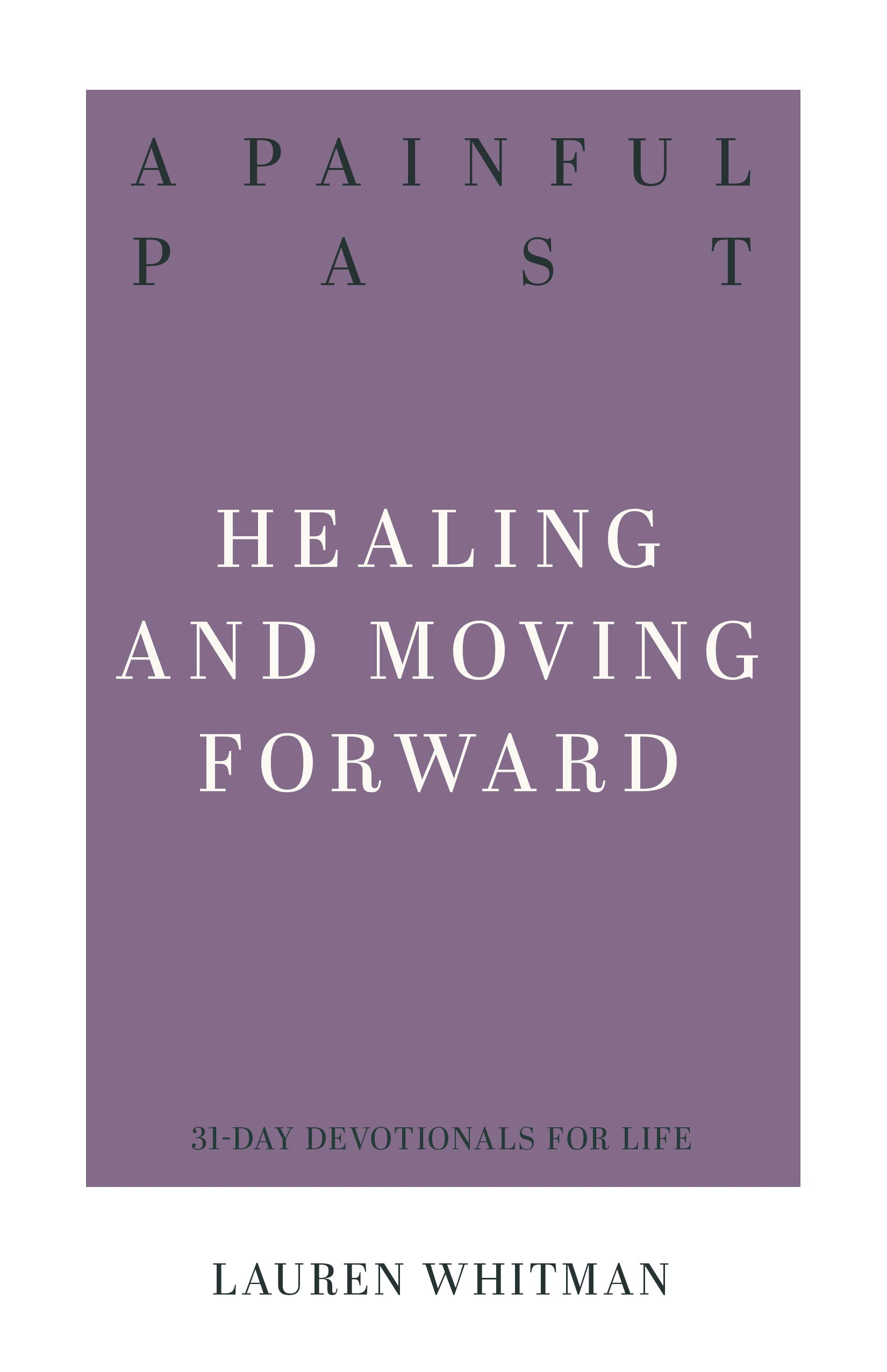 A Painful Past Devotional Book